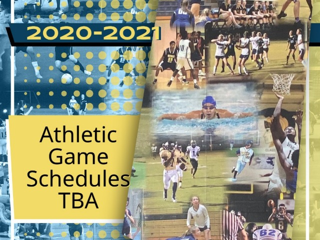 2020-2021 Game Schedules TBA