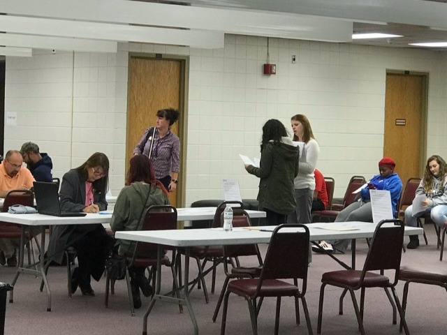 Getting students registered for spring CCP classes
