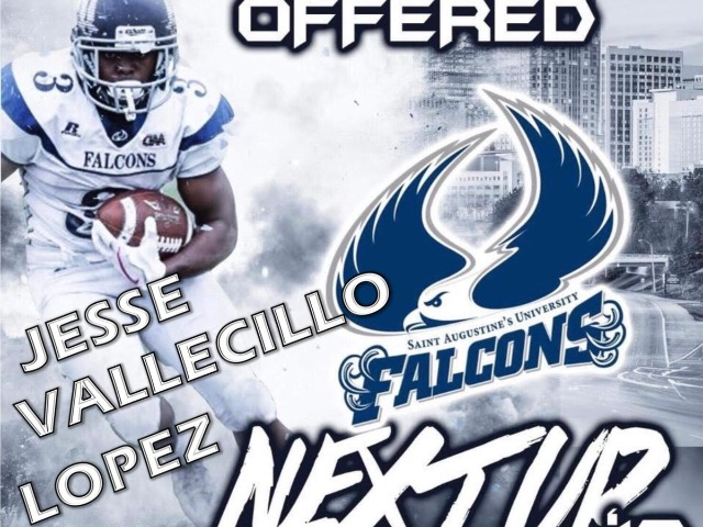 Jesse Vallecillo-Lopez Received Offer