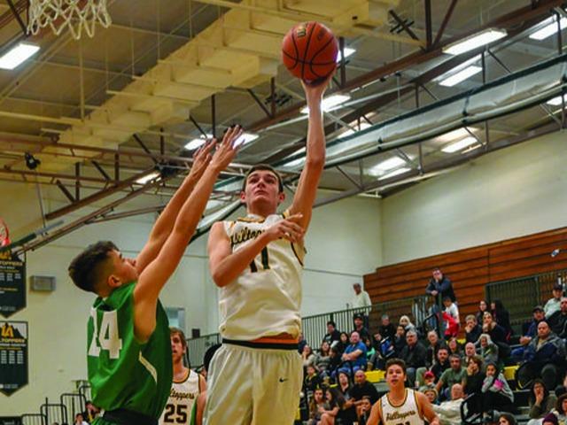 LAHS boys basketball dominates Pojoaque