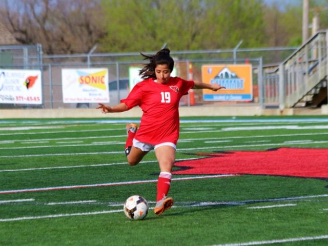 Collinsville girls win first-ever home soccer tournament