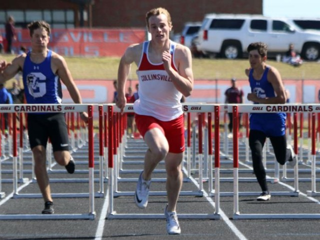 Twenty-three Cardinals moving on to state track meet