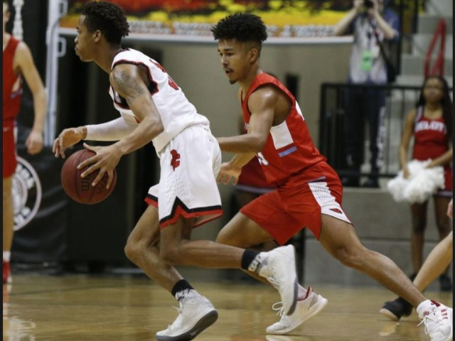 ollinsville boys fall to No. 2 Del City in 5A state quarters, 50-25