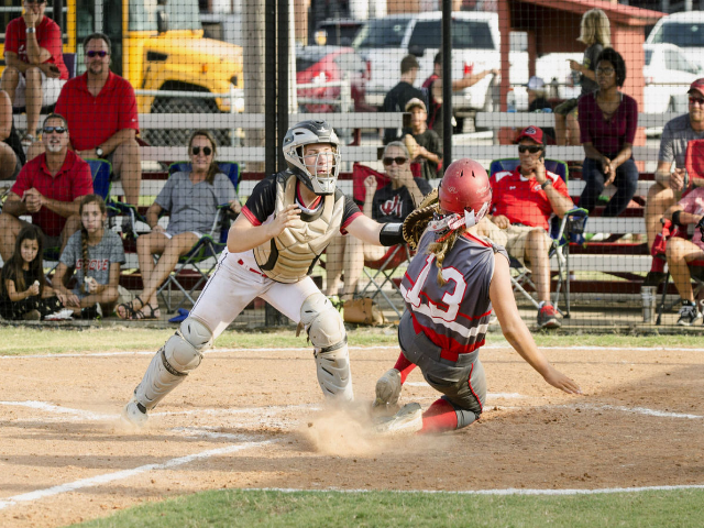 Grove hands Claremore its first softball loss, 7-4