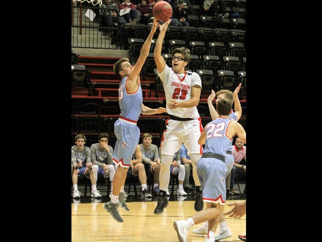 Skiatook falls to Collinsville with rough shooting night