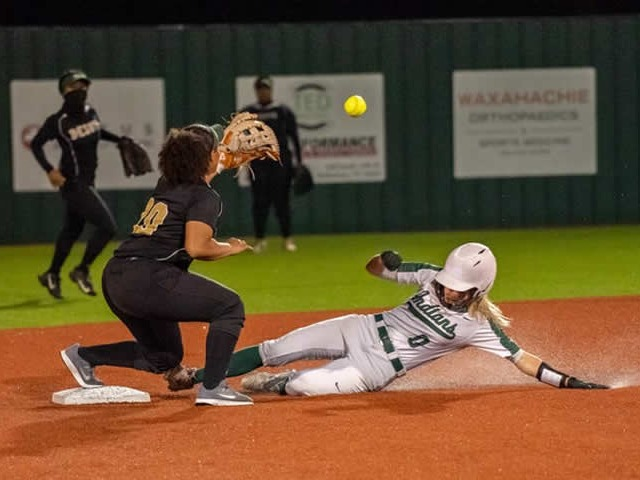 Lady Indians drop Game 1 to Bryan