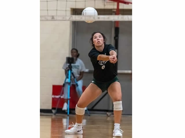 Lady Indians battle 5A No. 1 to loss