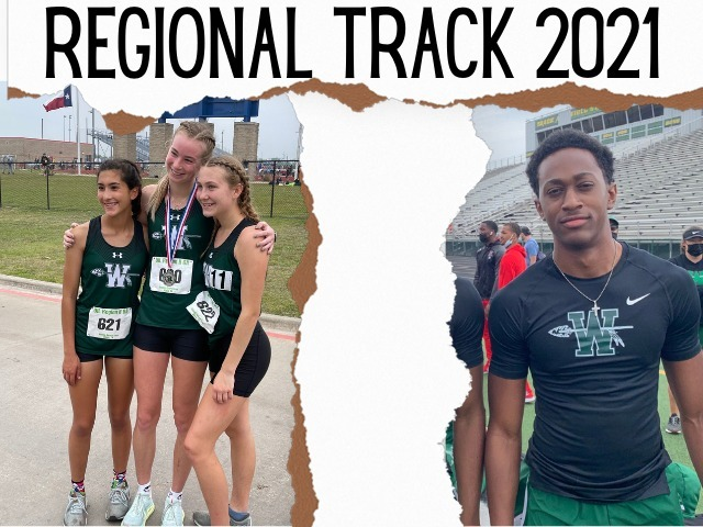 Indians /Lady Indians Compete at Regionals; Curry headed to State