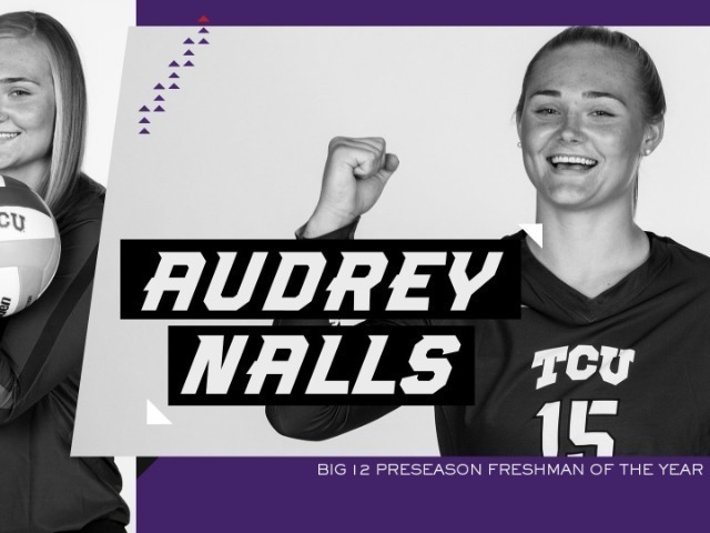 Lady NDN Alumni Audrey Nalls Named Preseason Freshman of the Year