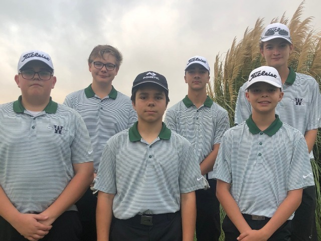 NDN JV Golf places 5th; Lightfoot ties for 1st