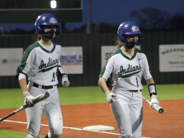Lady Indians battle Midway to loss