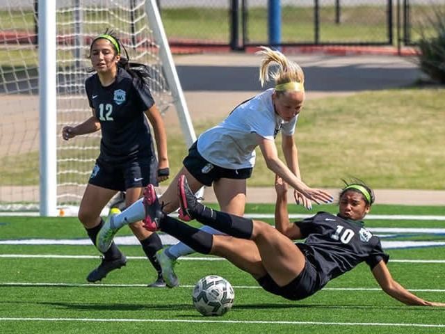 Lady Indians tumble out of soccer playoffs