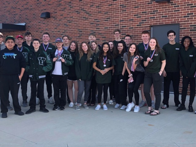 Image for NDN Swimmers take 3rd at Lewisville ISD Invitational