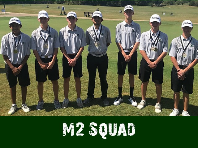 NDN M2 Golf Wins Burleson Invite