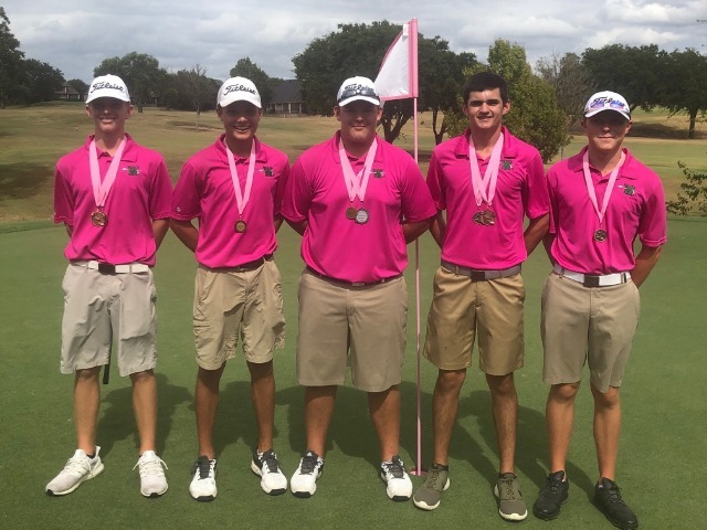 NDN Golf Wins First @ Thorntree Pink Out