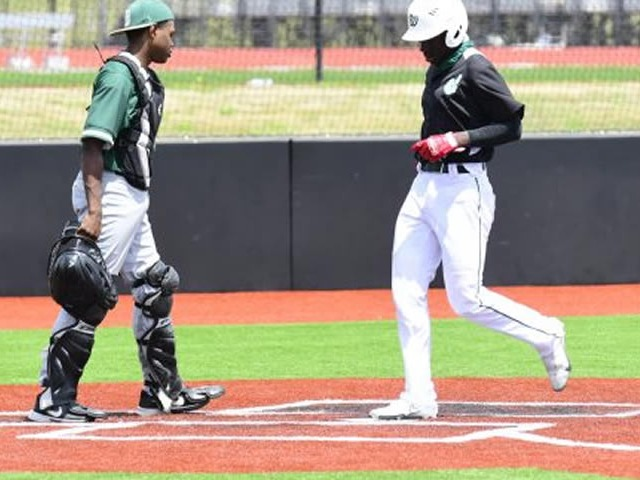 Thompson lays it all out to keep Waxahachie baseball alive in postseason race