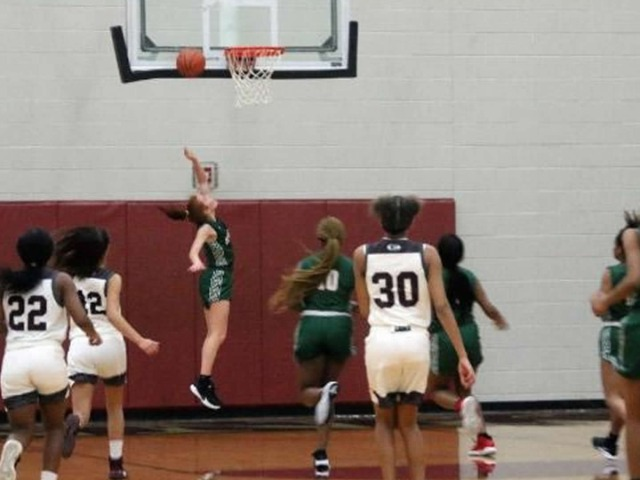 Image for Lady Indians run past Ennis