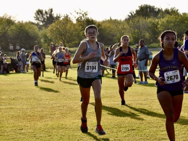 Indian runners compete at Southlake