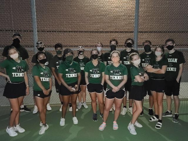 District 11-6A Varsity Tennis Tournament