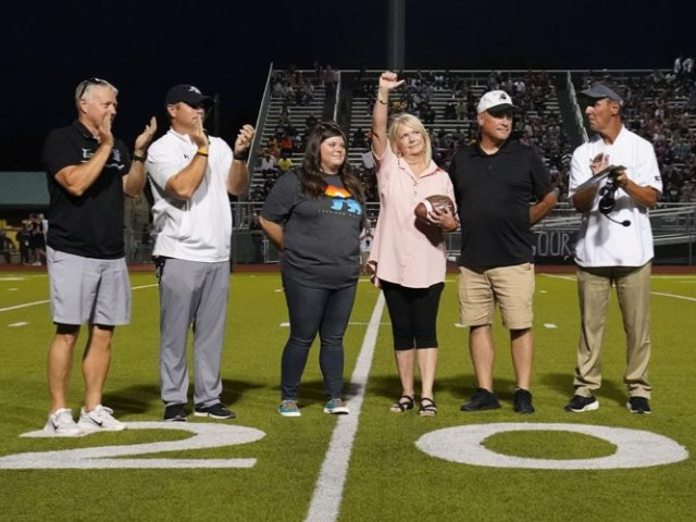 David Ream remembered during special ceremony