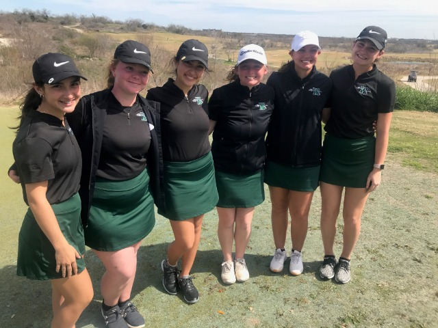 Varsity Girls place 4th at Brennan Golf Tournament