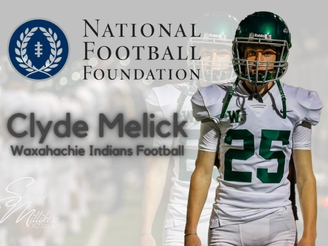 Waxahachie's Clyde Melick among NFF winners