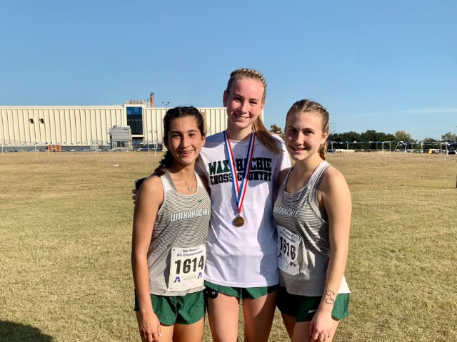 Lady Indians send 3 runners to state