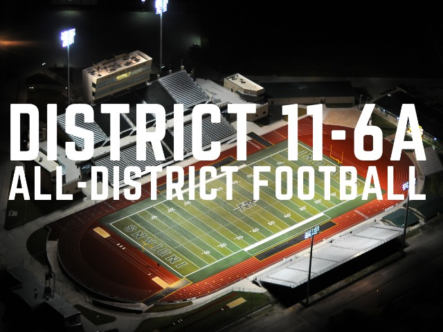 Earned recognition: 13 Indians receive 11-6A all-district nods