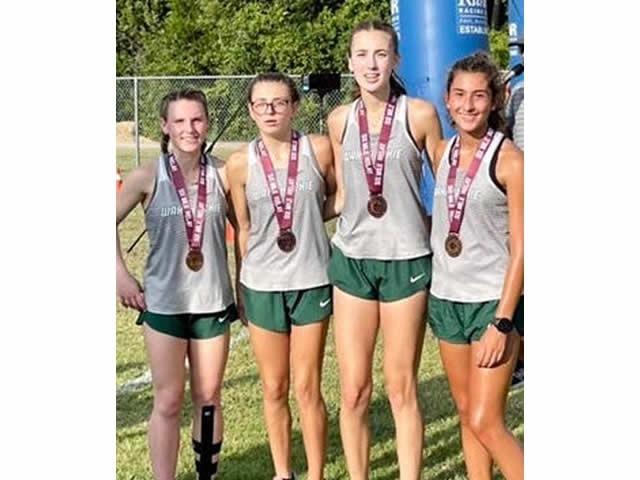 Tribe runners make strong season debut