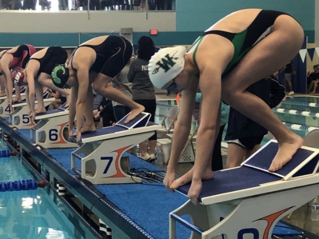 Indian Swimmers Reach Finals at Regional Meet