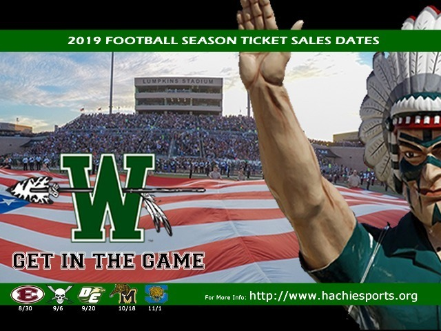 Football Season Ticket Sales