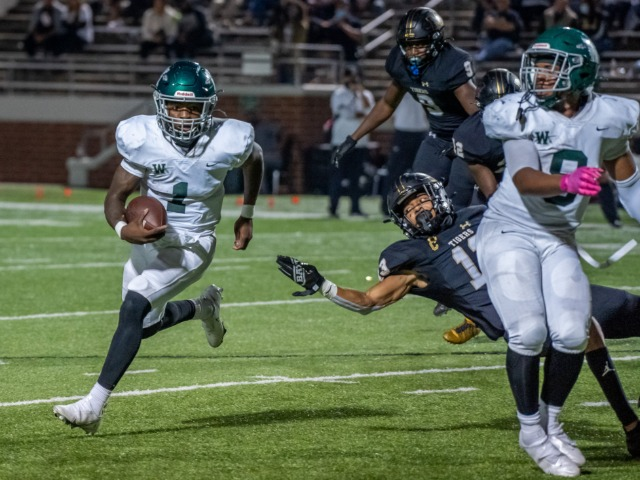Waxahachie football clinches first-ever 6A playoff berth