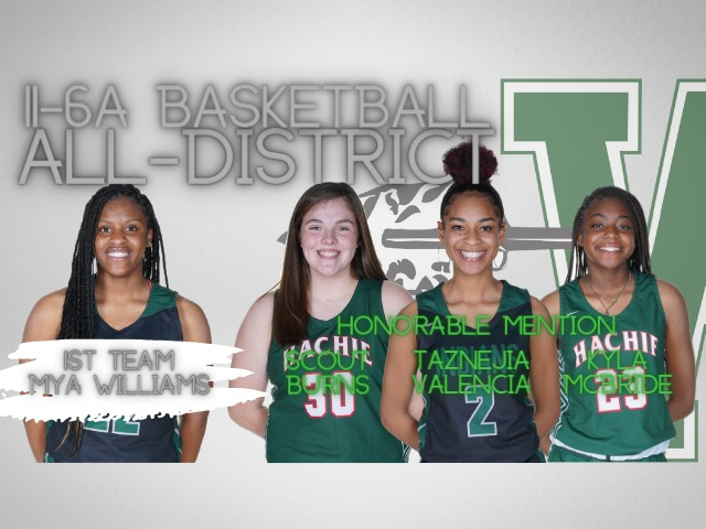 Hachie Hoops release 11-6A All District Selections
