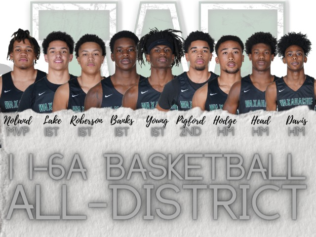 11-6A Basketball Releases All-District  Nominations