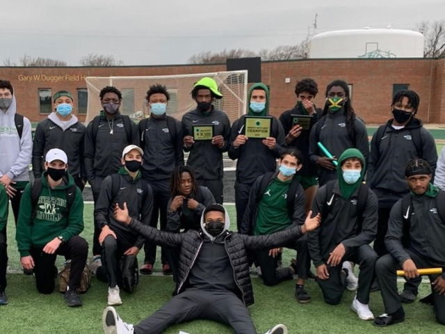 Indian Track Take 1st at Kennedale