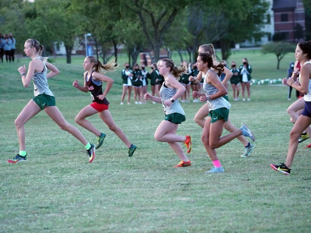 Waxahachie Cross Country host Woodhouse Invitational