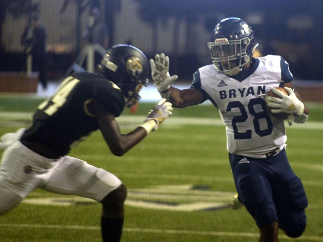 Bryan starts fast, but can't hold on against Cypress Park