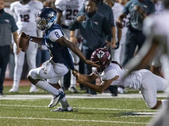 Bryan Football team earns forfeit win over Copperas Cove
