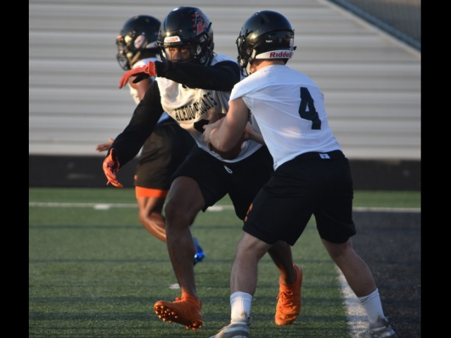 Bearcats begin work for 2019 season today with spirited early-morning workout