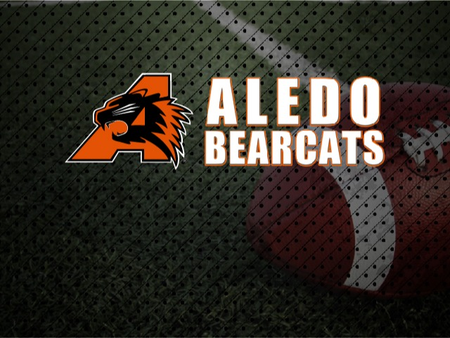 Aledo improves to 4-0 in district