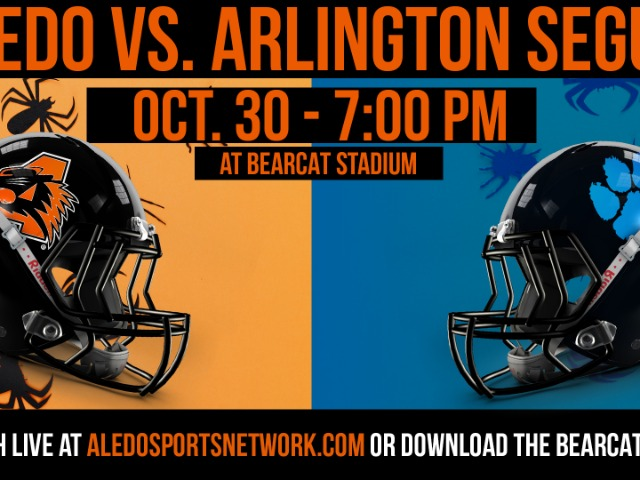 Don't Miss your Bearcats LIVE on Halloween Eve!