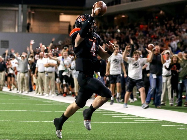 'Remarkable' Aledo dynasty continues with record 9th state football title