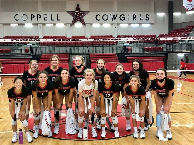 CCVB Brings Home A 3-1 Win Over Plano East!!