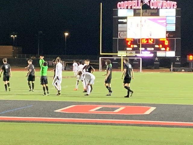 Coppell Knocks Off Top Ranked Marcus