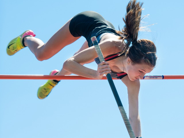 6-6A Distric Track Meet - Girls Results