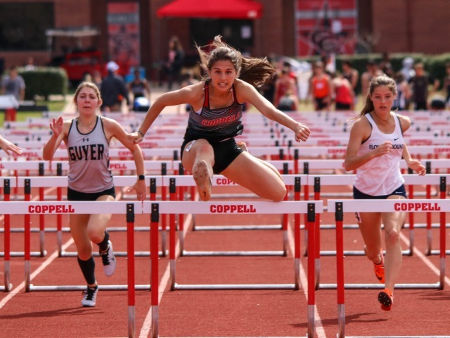 Coppell Track teams shine at The Colony Cougars Invitational
