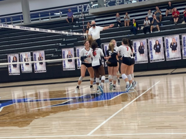 Cowgirls fall to Flower Mound in district home opener.
