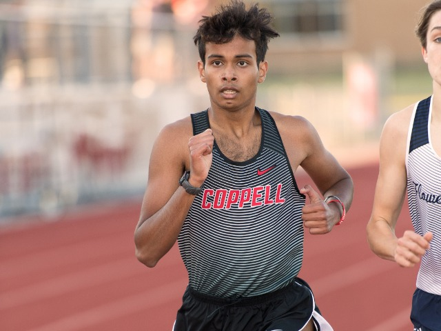 6-6A Distric Track Meet - Boys Results