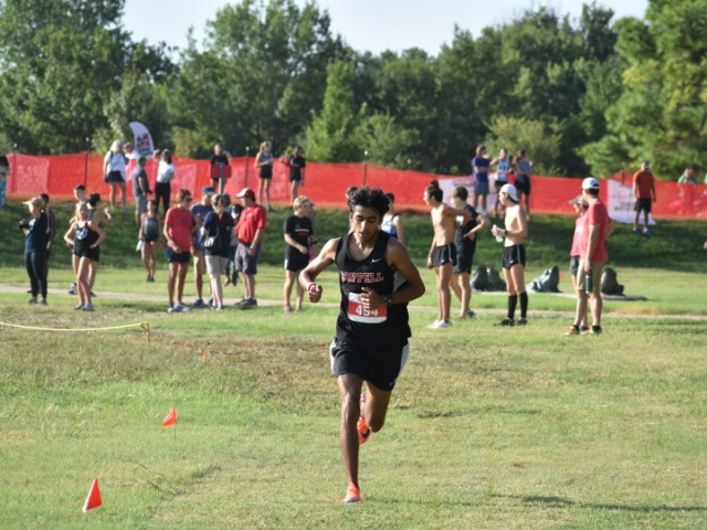 Coppell Gains Experience at Marcus Coach T Invitational