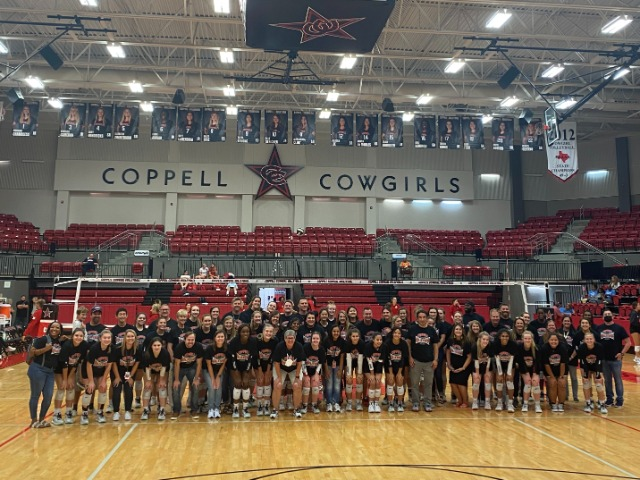 Coppell drops to Marcus on Teacher Appreciation Night